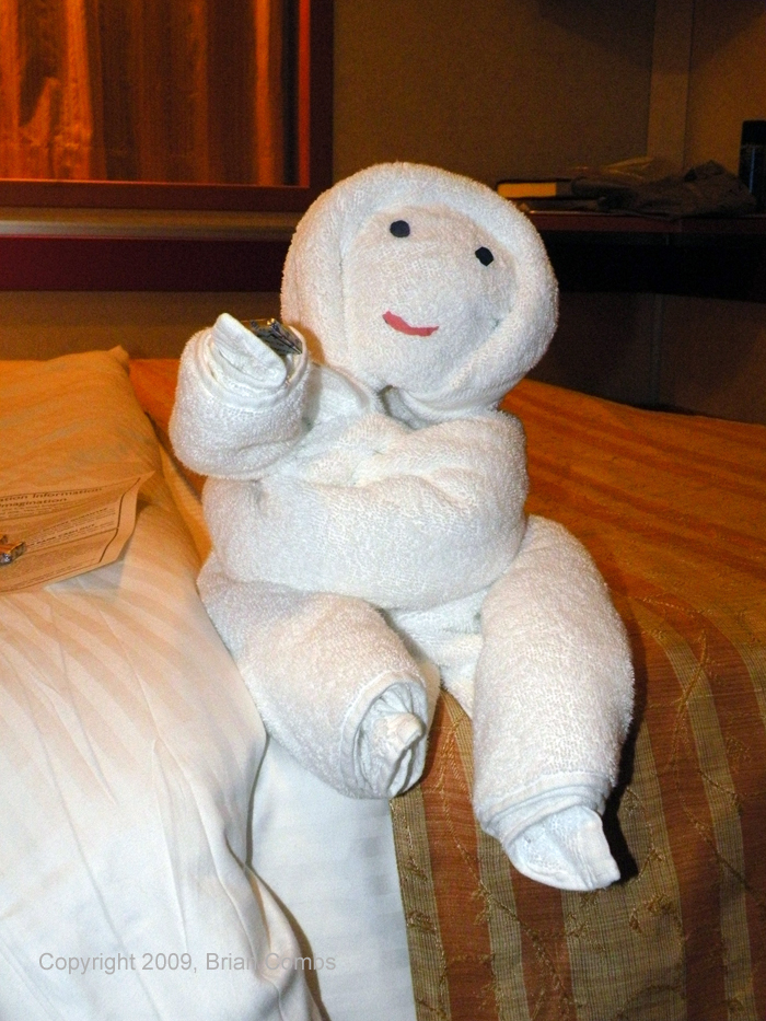 Cruises From Miami >> Carnival Cruise Towel Animals