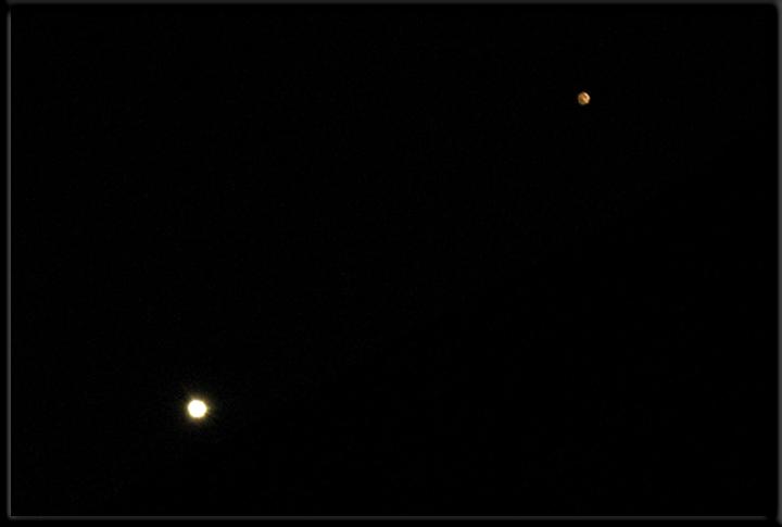 Mars and Venus Convergence