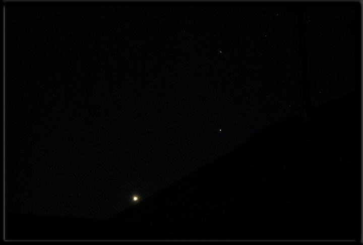 Venus and Mars Convergence