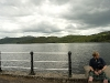 Loch Katrine and our tour guide