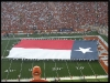 The largest flag in Texas