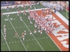 The Longhorns take the field
