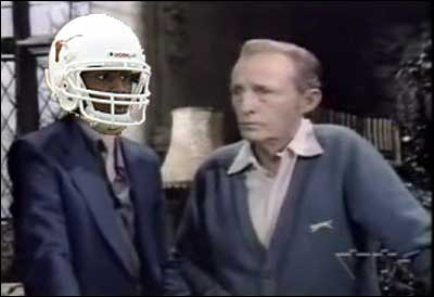 Quan Cosby and Bing Crosby
