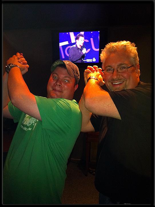 John Caparulo and Brian Combs