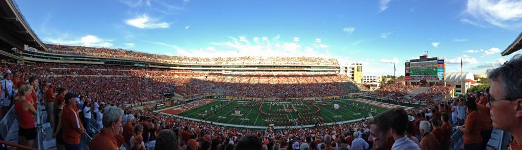 Darrel K Royal-Texas Memorial Stadium